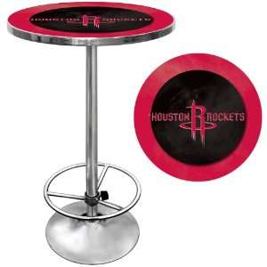 Chrome Pub Table   Game Room Products Pub Table NBA