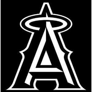 Anaheim Angels White Auto Car Wall Decal Sticker Vinyl