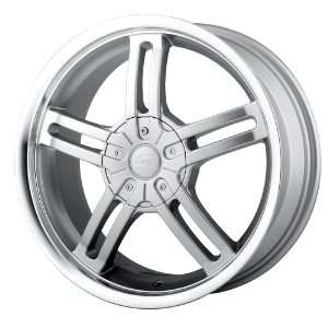 Sacchi S12 212 Hypersilver Wheel with Machined Lip (15x7