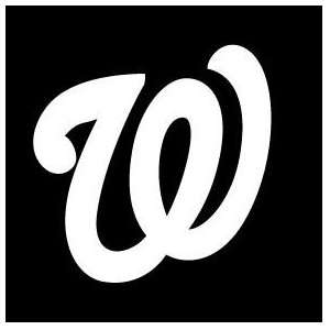 Washington Nationals Auto Car Wall Decal Sticker Vinyl