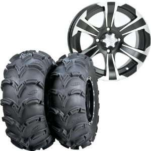 12 Mud Lite XL, Matte Black SS212, Tire/Wheel Kit 44077 Automotive