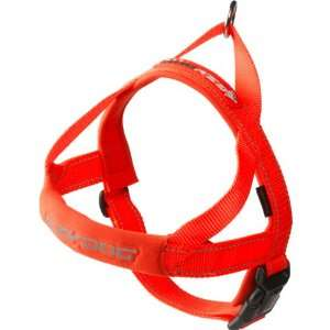 EzyDog Quick Fit Dog Harness, Blaze Orange, X Large