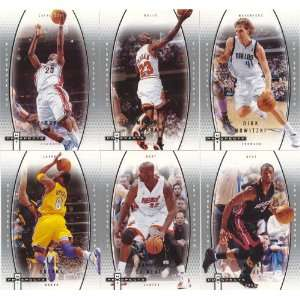 Collated Set. Loaded with Stars Including Michael Jordan, Lebron James
