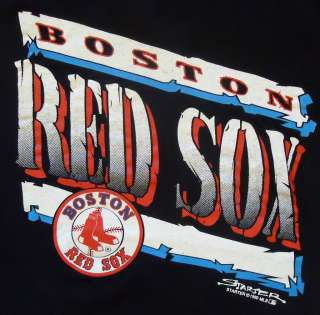 Vintage Starter Boston Red Sox 1990 T Shirt Mens Medium m