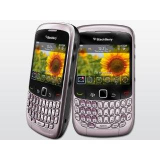 Blackberry Curve Gemini 8520 Unlocked Phone with 2MP Camera, Bluetooth