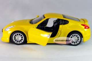 New 132 Nissan 370Z Coupe Alloy Diecast Model Car With Sound&Light