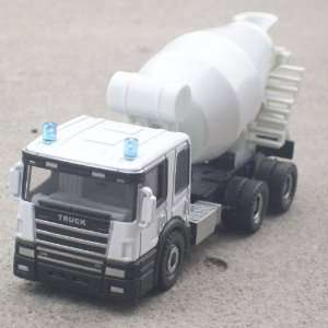 Children Kids Mini Truck Toy Cement Toy Car Collect Concrete Mixer