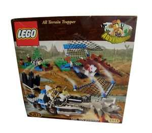 Lego Adventurers Dino Island All Terrain Trapper 5955