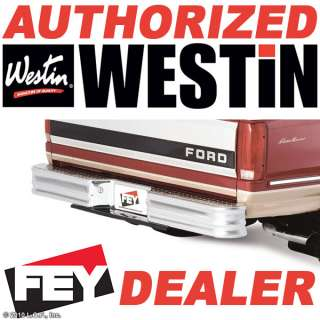 Rear Truck Diamond Step Bumper Chrome Fey 73000 97800