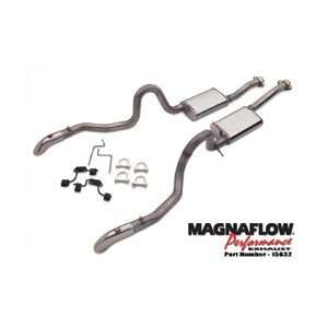 MagnaFlow Cat Back Exhaust System, for the 1993 Ford Mustang