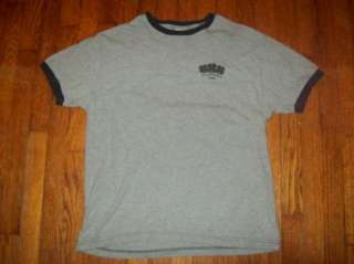 Lucky Brand T Tee Shirt Knit Wear Size Medium M Gray