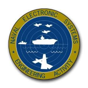 US Navy Electronic Systems Engineering Activity Decal