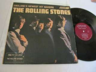 ROLLING STONES ENGLANDS NEWEST HIT MAKERS MONO ORIGINAL (LL 3375) LP