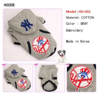 Dog Clothes Clothing Costume HOODIE T Shirts, Pet Apparel XS~XXL