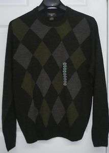 Dockers Acrylic Crewneck Sweater Regylar, Big&Tall NEW