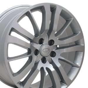 HSE Style Wheels Fits Land Rover Range Rover   Silver 20x9.5 Set of 4