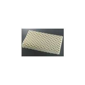 Latex Foam Deep Therapy Pillow   Firm Support