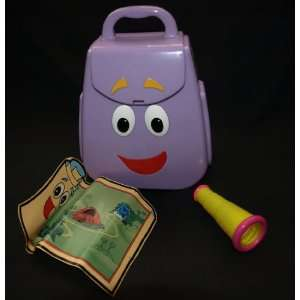 Fisher Price Dora The Explorer Talking Backpack