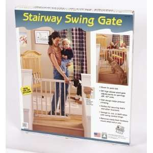 2 each North States Stairway Swing Gate (4630)