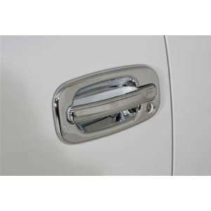 Chrome Tailgate Cover Chevy/GMC Subaru/Subur/Yukon Automotive