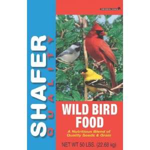 Shafer Wild Bird Seed     Bci