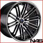 20 ACURA RL ROHANA RC20 MACHINED CONCAVE WHEELS RIMS