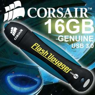 CORSAIR Flash Voyager 32GB Rugged USB 3.0 Thumb Drive