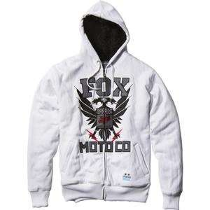 Fox Racing Covert Ops Sasquatch Fleece Zip Up Hoodie