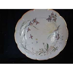 Limoges Haviland Printemps (Spring) Fine China Plate By