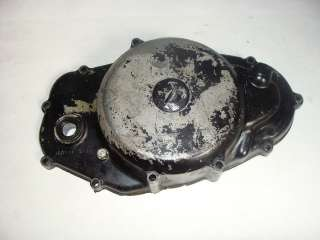 1973 Honda Elsinore CR250 Engine Side Clutch Cover   Image 06