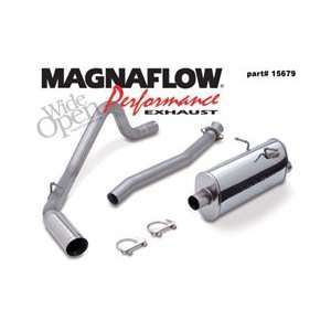 MagnaFlow Cat Back Exhaust System, for the 2000 Ford