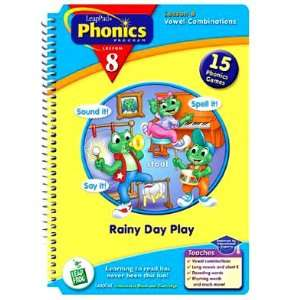 LeapPad Phonics Program Lesson 8 Rainy Day Play Toys