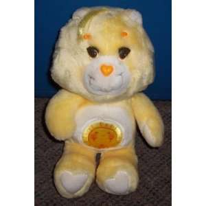 1984 Kenner Care Bears 13 Plush Funshine Bear Everything