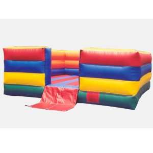 15 Foot Indoor Fun House Bounce House (Commercial Grade) Toys & Games