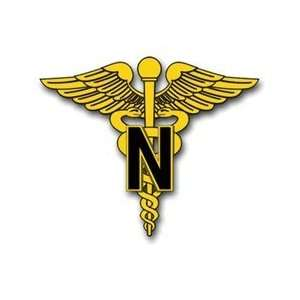 United States Army Nurse Corps Insignia Decal Sticker 5.5