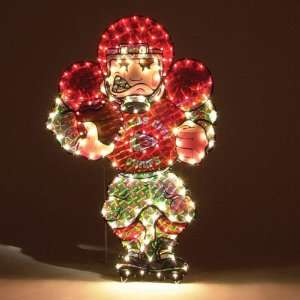 City Chiefs NFL Light Up Player Lawn Decoration (44)