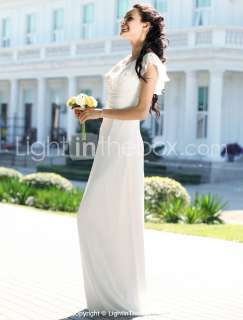 Sleeve A Ling Beach Vintage Wedding Dress Bridal Gowns Custom