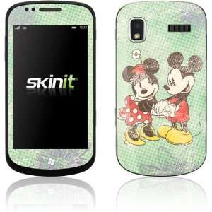 Skinit Mickey & Minnie Holding Hands Vinyl Skin for Samsung Focus