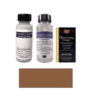 1 Oz. Mink Brown Pearl Metallic Paint Bottle Kit for 1984