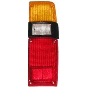 New Passengers Taillight Taillamp Lens Only SAE DOT