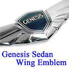 HYUNDAI GENESIS SEDAN EMBLEM BADGE REAR