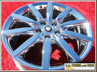 JAGUAR XK8 XKR XJ6 19 OEM CHROME WHEELS RIMS EXCHANGE