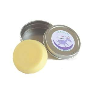 Lickable Lotion Bar with Shea Butter Beauty