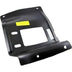 QP F0848 a Ford Driver Side Front Bumper Bracket