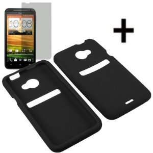 AM Soft Silicone Sleeve Gel Cover Skin Case for Sprint HTC