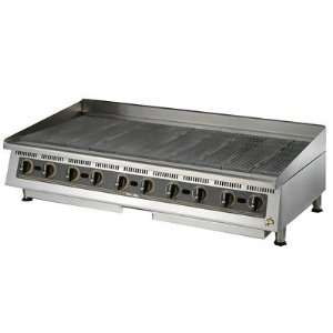 60 Wide Star Ultra Max   Commercial Gas Char Broiler