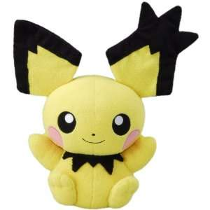 Takara Tomy Pokemon Black & White Voice Activated Talking Plush