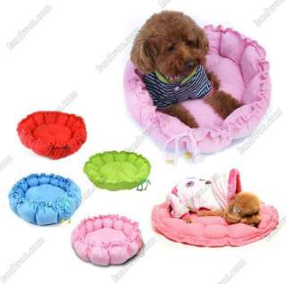 Purpose Pet Nest Bed Dog Bed Cat Bet New Style Soft Warm Tile