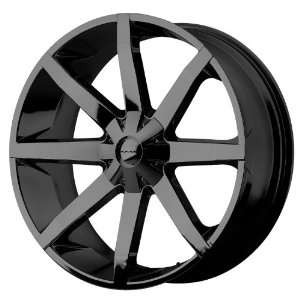 (Gloss Black) Wheels/Rims 5x139.7/150 (KM65126086328) Automotive