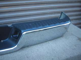 DODGE RAM PICKUP REAR CHROME BUMPER OEM 2009 2010 11
